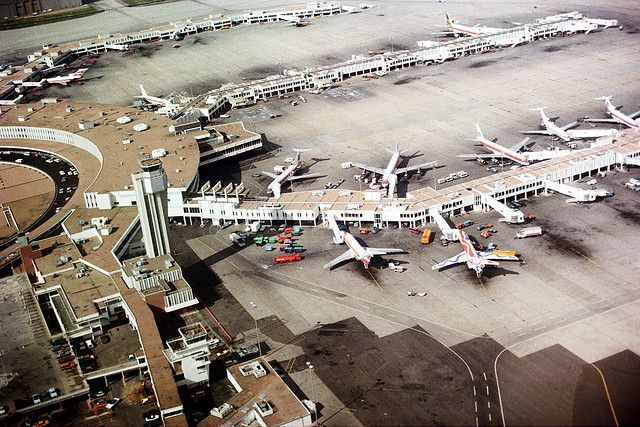 Stapleton International Airport Colorado Memories