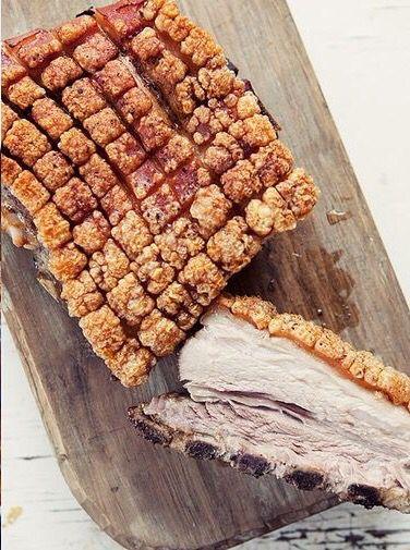 Crispy Pork #Ribbe