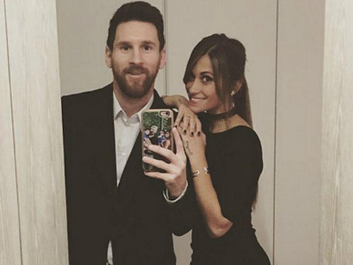 Lionel Messi y Antonella Rocuzzo contrajeron matrimonio el viernes pasado después de diez años de relación en una lujosa celebración.