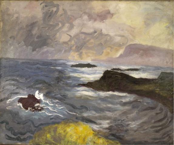 Isle of Canna   Winifred Nicholson