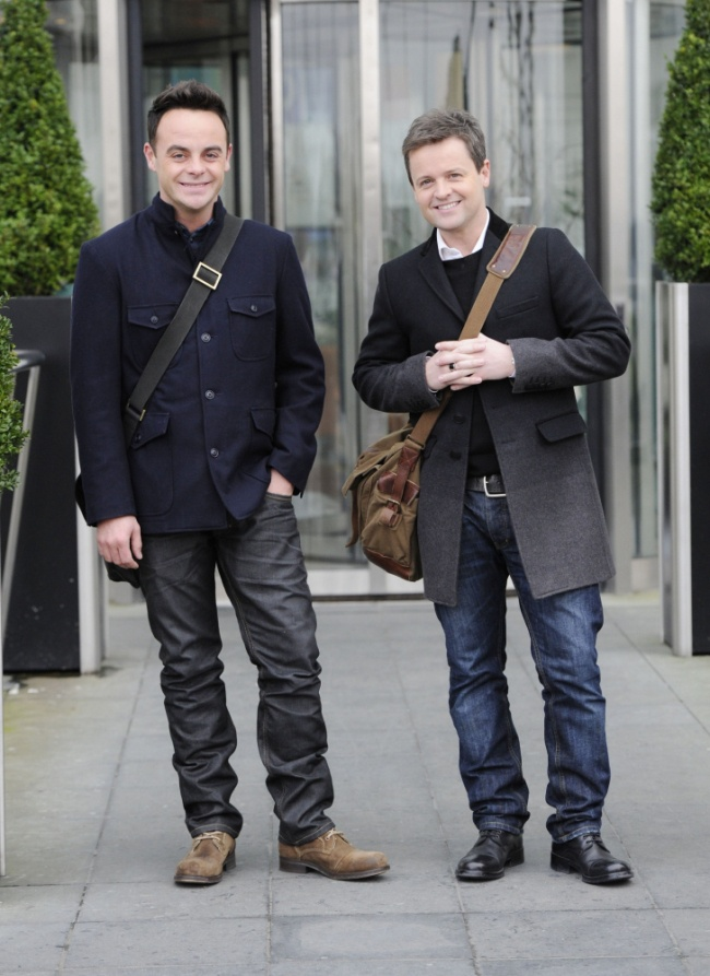 ant and dec | Ant and Dec reveal a saucy secret they share with Holly Willoughby on ...