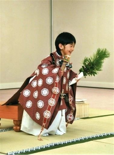 Stop it. | 15 Adorable Photos That Will Make You Fall In Love With The Future Monarch Of Japan
