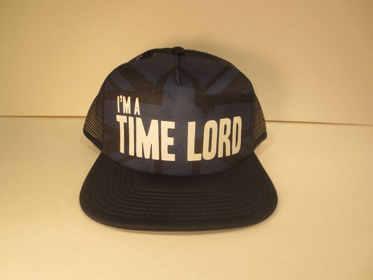 doctor who time lord hat cap costume dr pepper embroidered baseball caps seuss