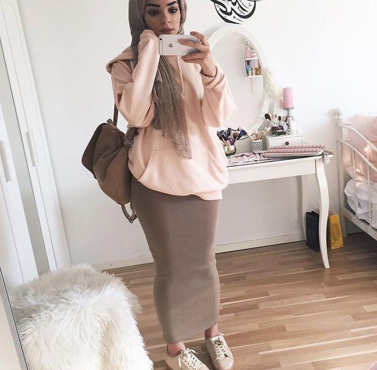Fall hijabi fashion