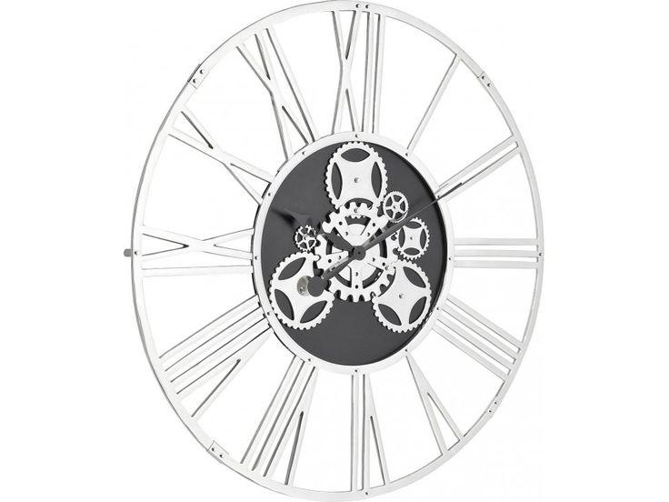 Zegar Wiszący Gear II — Zegary i budziki — KARE® Design