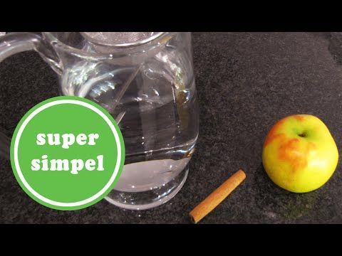 Feen-Wasser | Stoffwechsel-Turbo | zum Abnehmen, Durst löschen, gesund leben, mehr Wasser trinken - YouTube