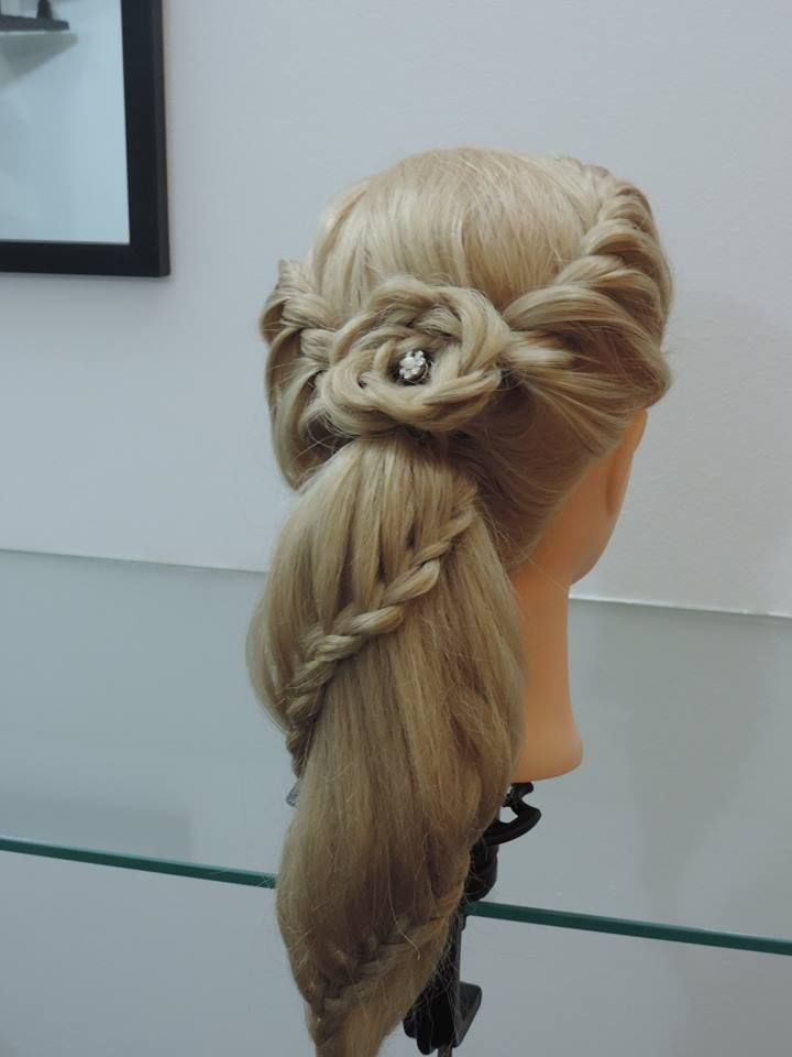 1000+ ideas about Spiral Braid on Pinterest | Lace braid ...