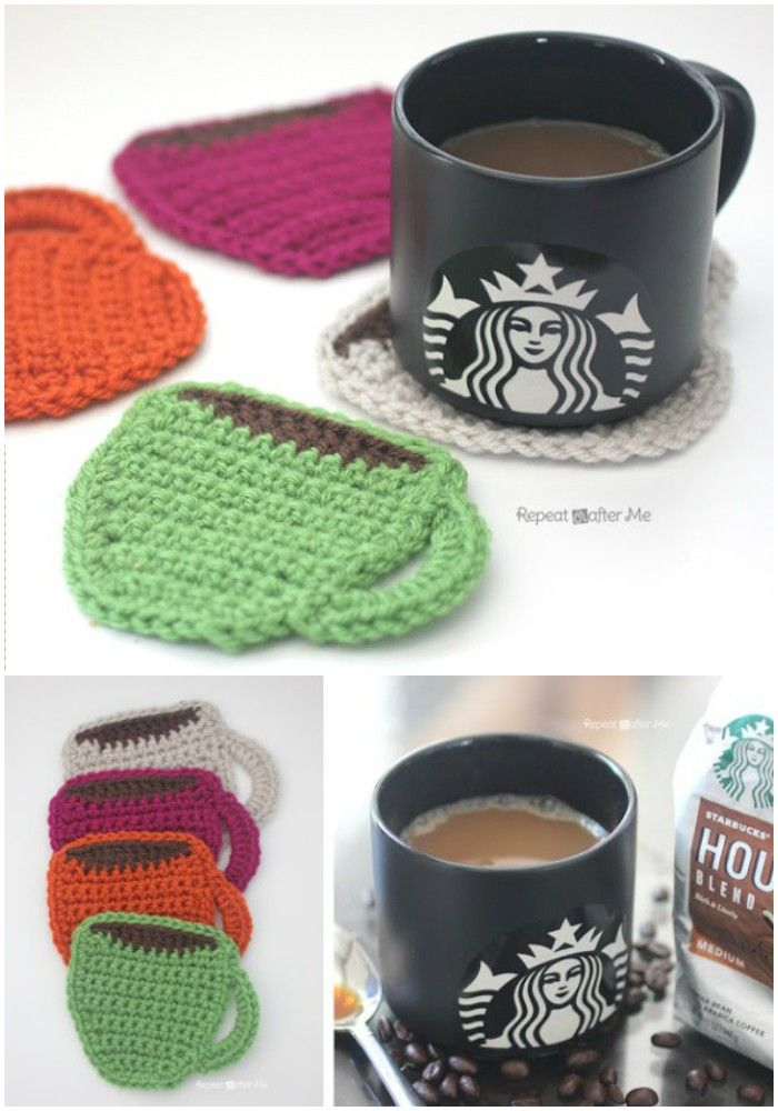 I have rounded up some of the best and interesting free crochet coaster patterns for your home!Crochet Coffee Coasters