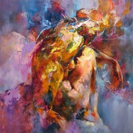 Manajlo Andras: painting