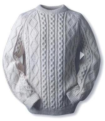 TRICOCURSOS - A história do tricô irlandês                              …