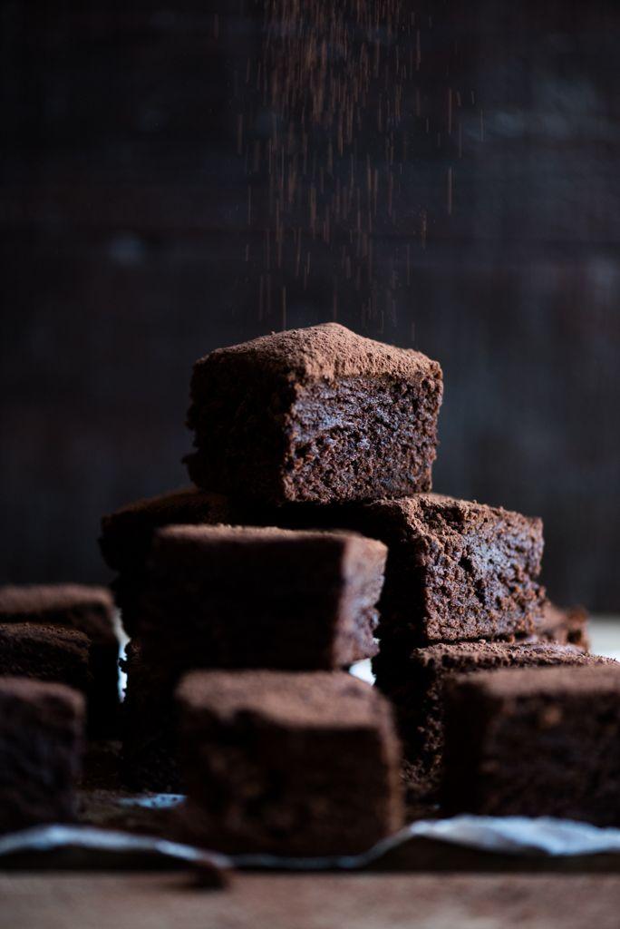Chocolate Chestnut Brownies