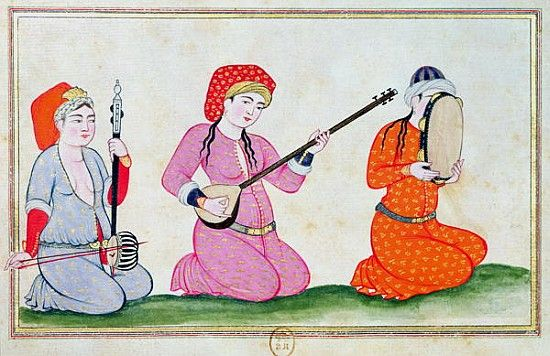 Ottoman musicians
