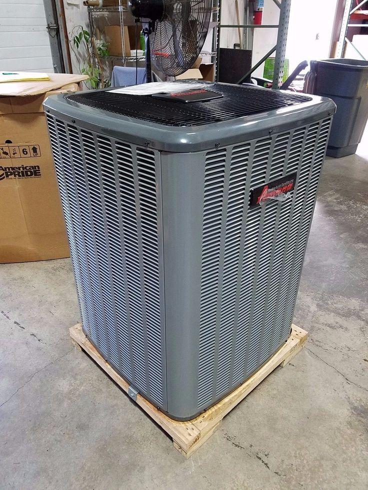 Amana 3 Ton 16 SEER R410A A/C Condenser ASX160361 w
