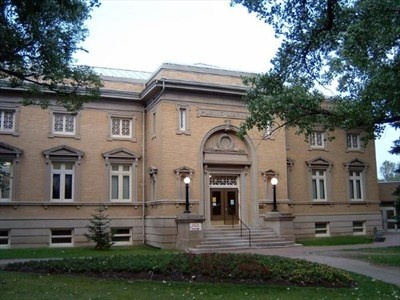 Moose Jaw Public Library