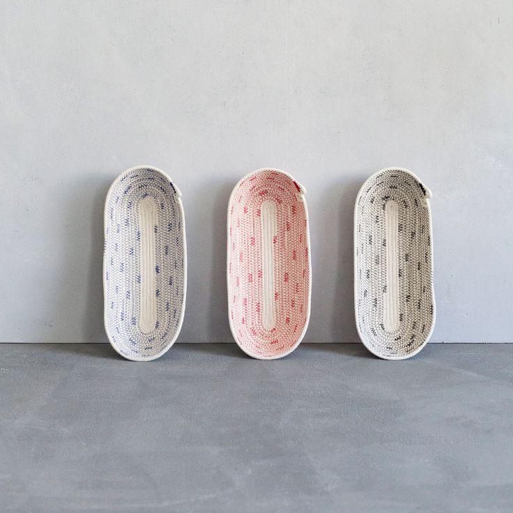 Oval Baskets by Mia Mélange