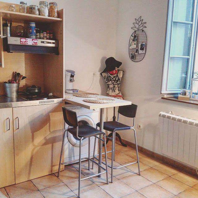 Amoureusement-Mode: # Petit studio : mini surface, maxi idées !!