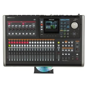 TASCAM DP-24 Channel Digital Multitrack Recorder,$499.99