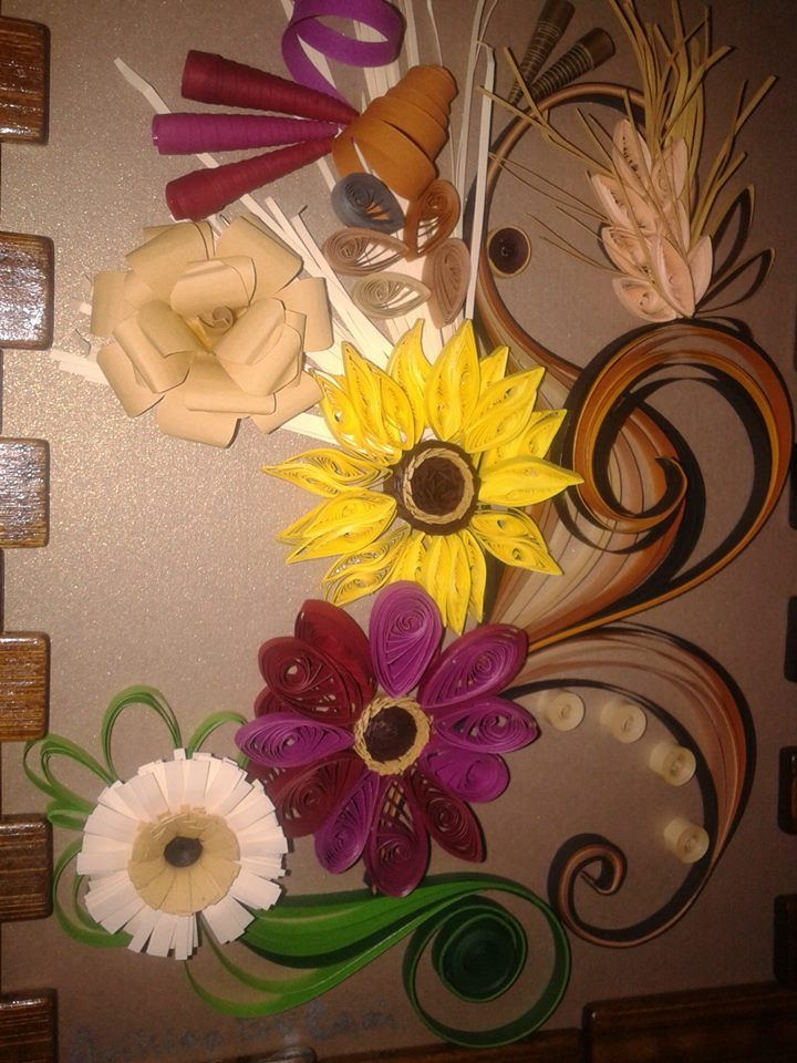 quilling panel