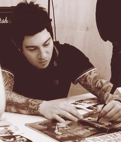 Zacky Vengeance- so adorable in this pic... :)