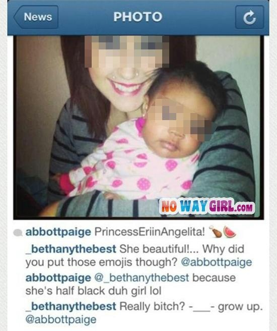 Parenting Fail: Did She Just Stereotyped Her Own Baby?
