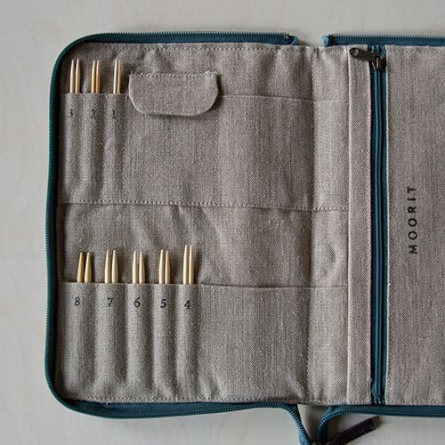 Knitting Needle Case Leather : Envelope online shop switch needles us small medium size