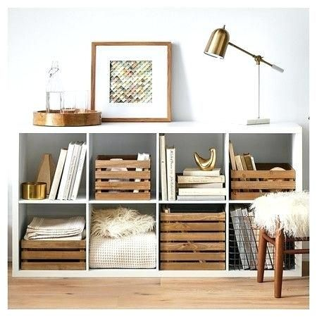Ikea Storage Cubes Ideas Solutions Bins Craft