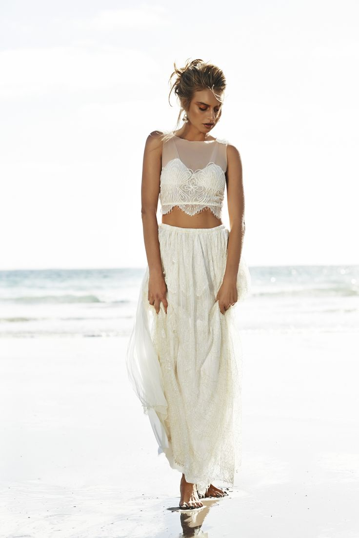 735 best wedding dresses with color images on Pinterest | Bridal ...