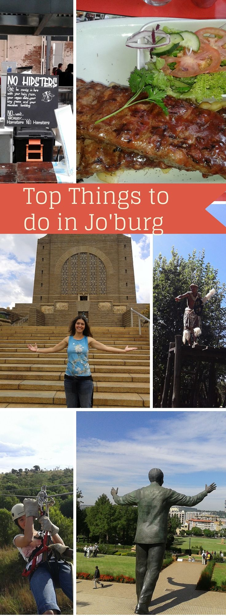 Have a blast in a few days in #Joburg and #Pretoria! Find what you need to know about the Sterkfontein caves, the Lesedi village, the Voortrekker and more! Johannesburg, South Africa