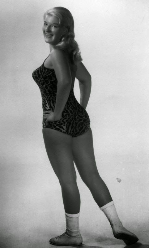 Vivian Vachon - Female Wrestling
