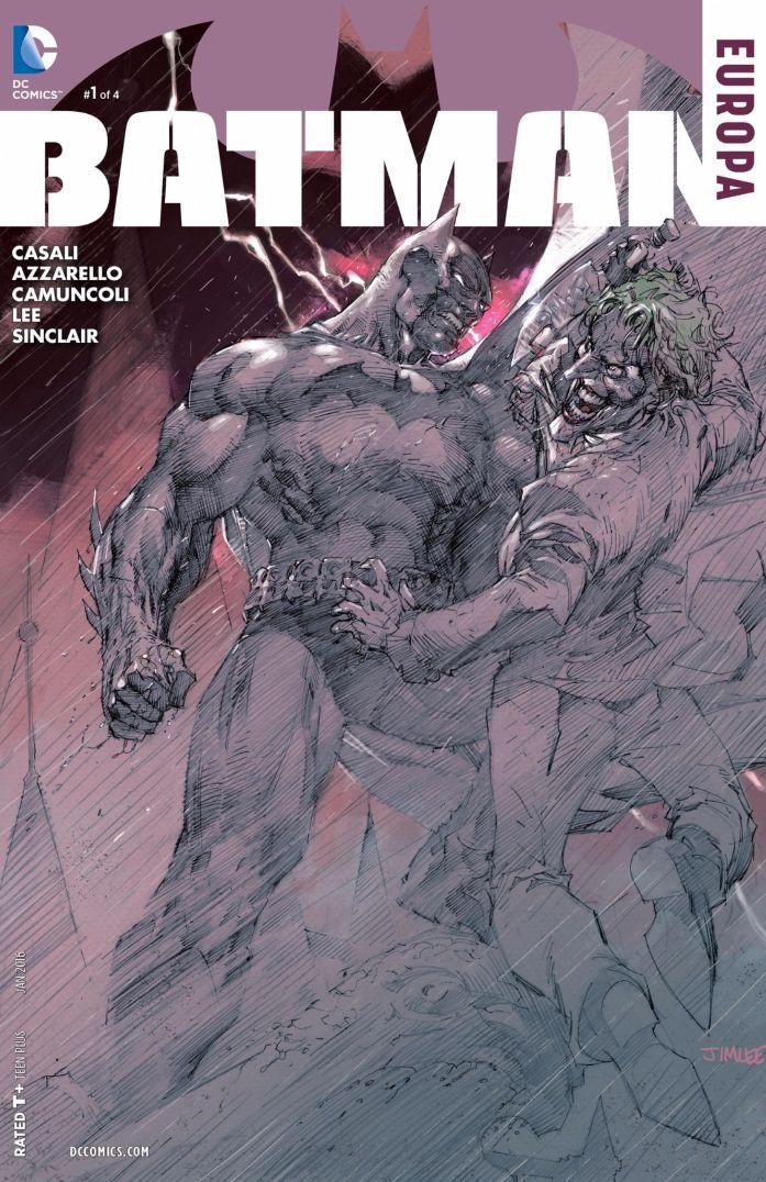 Batman: EuropaIs Finally Published Ten Years Late, Isn't Half Bad