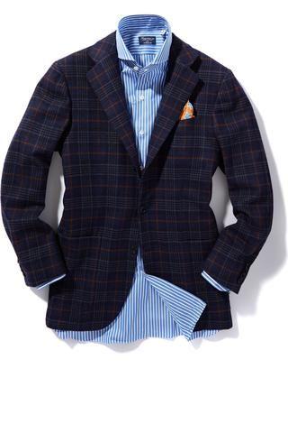 Kiton Groton Cashmere Sport Coat