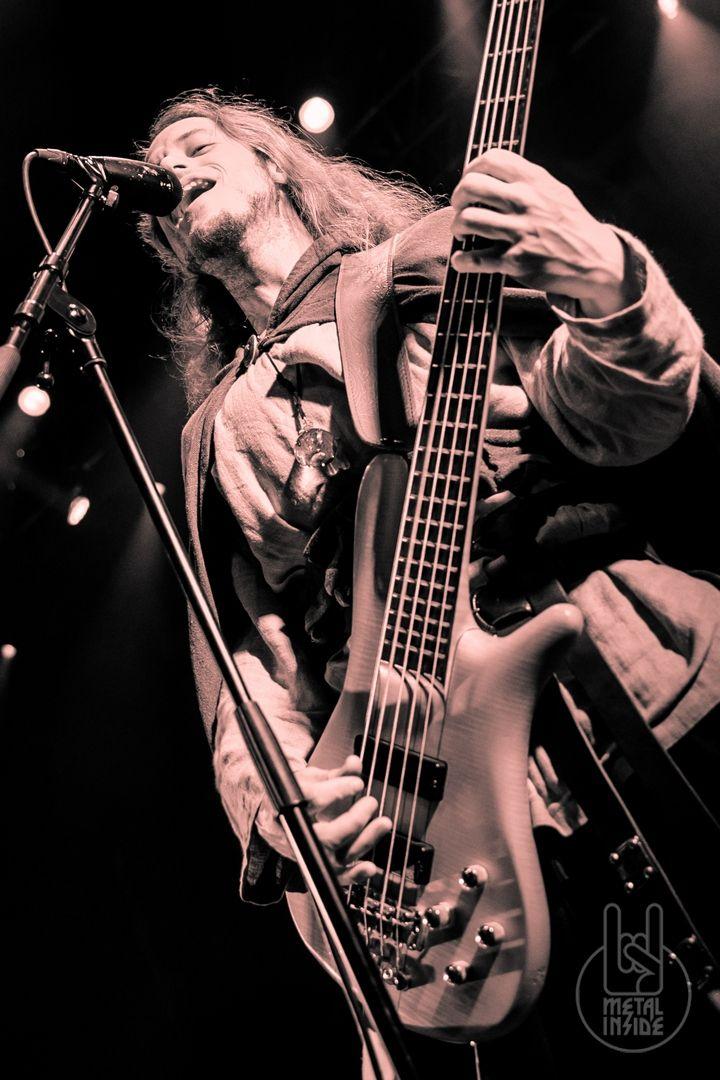 Twilight Force ⚫ Photo by Roger Holliger ⚫ Pratteln 2017 ⚫ #TwilightForce #Born #herbalist #druid #bassguitar #guitarist #larp #music #metal #concert #gig #musician #band #artist #celebrity #Sweden #Swedish #Powermetal #dragon #live #concertphotography #Nuclearblast #トワイライトフォース