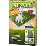 Potty Patch - As Seen on TV, Small, Color:Green