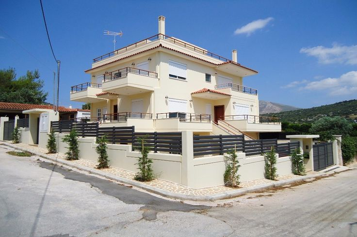In eastern Attica in the Lagonissi area is available for sale one small complex with two independent homes, close to the beach. Have amazing overlooking in Sea and Sunset.