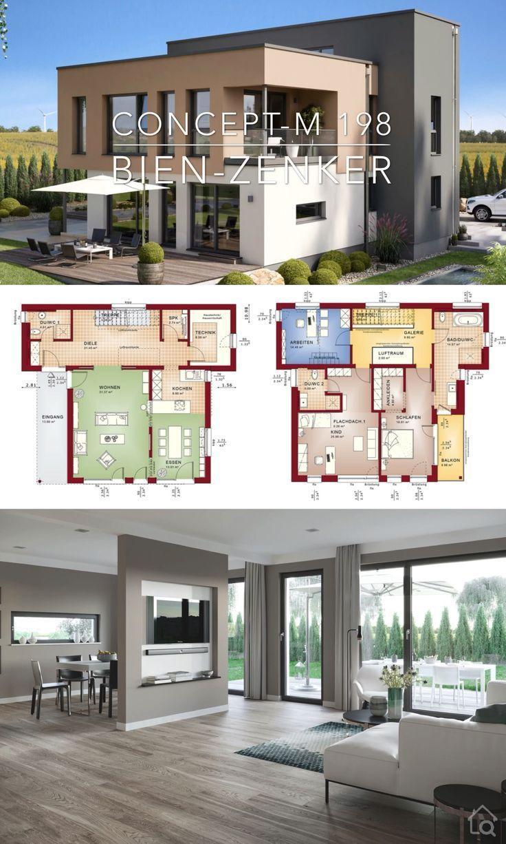 Modern Luxury Villa House Plan Interior Architecture Design