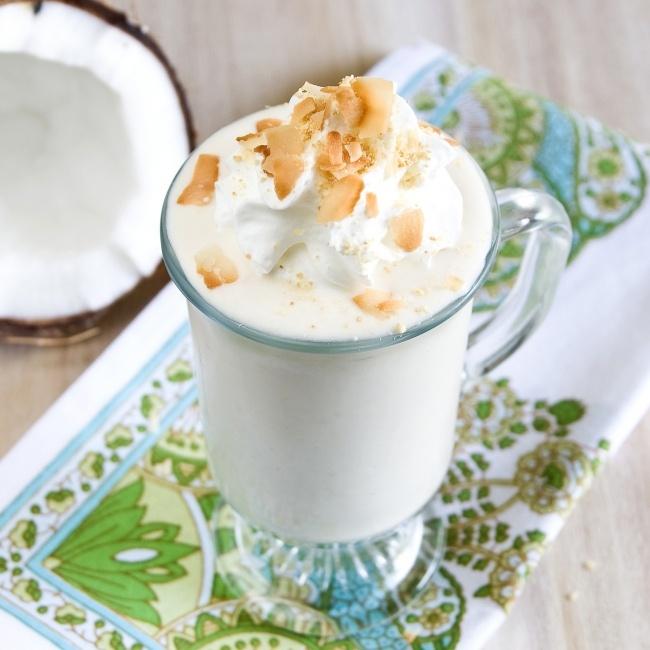 Vegan Coconut Cream Pie Milkshake