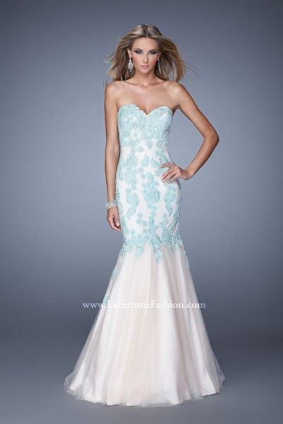 La Femme Dresses - 2015 Prom Dresses - International Prom Association Bridal Elegance Erie PA
