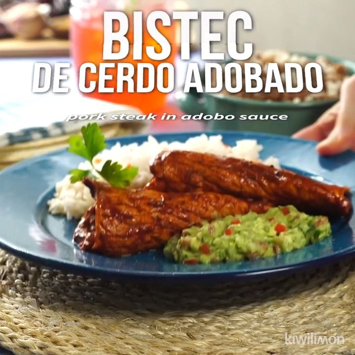 Recetas Comidas Con Bistec De Puerco Pin En Recetas
