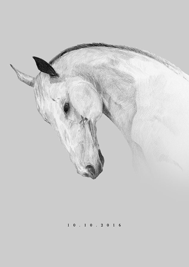 "Kunstdruck DIN A2 ""10.10.2016"" hellgrau"