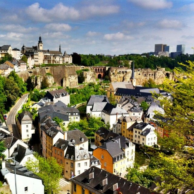 Luxembourg City Tour: 112 Best This Is Luxembourg! Images On Pinterest