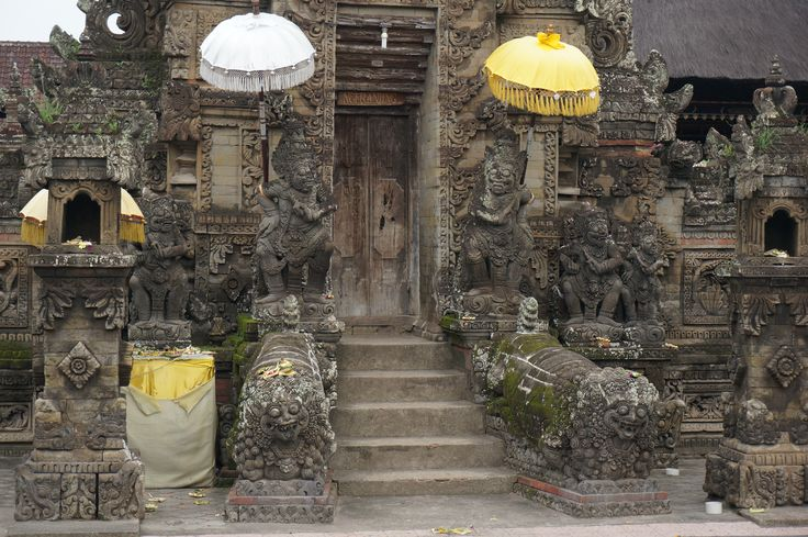 Lovely Temple in Bali