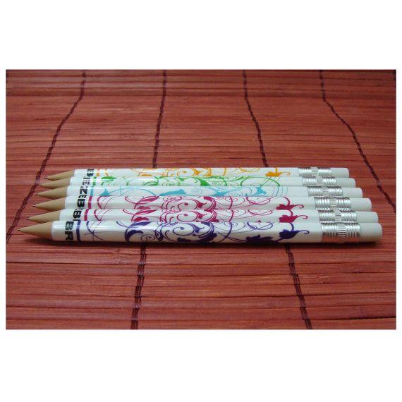 6 matite Kawaii Carine matite meccaniche di HandmadeCraftSupply