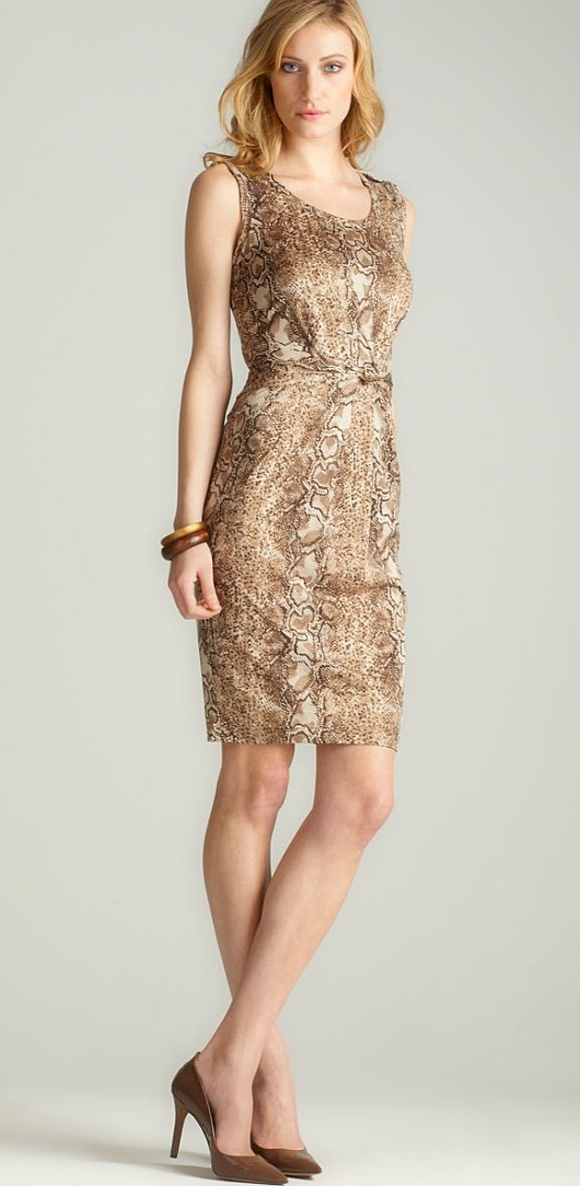 Now this is a outfit I won't mind trying it on: Gerard Darel Dress C