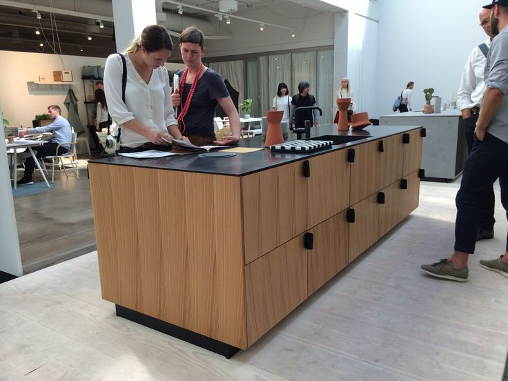 Reform / Kitchen / Design by BIG -Bjarke Ingels Group / Home / Interior / Design / The Reform kitchen hack by BIG, Bjarke Ingels Group, is defined by its handles, which are made from the same fabric used to make seat belts. BIG Bjarke Ingels Group / METOD Ikea kitchen by Reform at northmodern