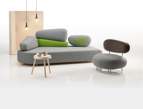 MOSSPINK SOFA LEFT   Designer Lounge Sofas From Brühl ✓ All Information ✓  High Resolution Images ✓ CADs ✓ Catalogues ✓ Contact Information ✓.