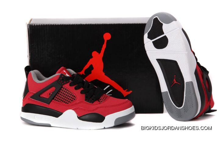 http://www.bigkidsjordanshoes.com/kids-air-jordan-iv-sneakers-222-for-sale.html KIDS AIR JORDAN IV SNEAKERS 222 FOR SALE Only $40.27 , Free Shipping!