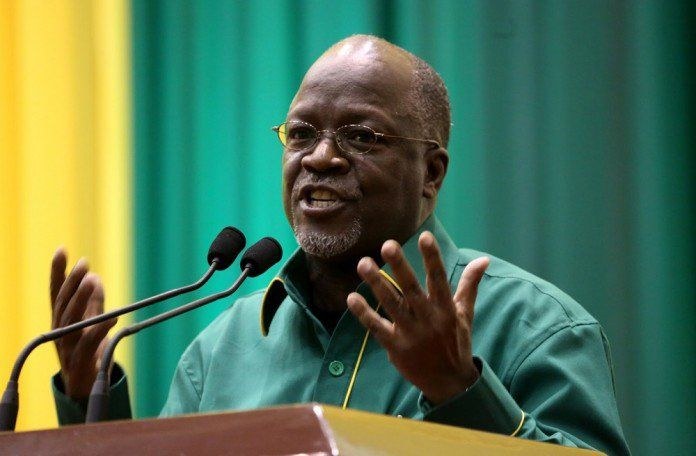 Tanzania President, John Magufuli, has lashed out at criticism that he acts like a mad dictator, saying that the sacking of public officials is to send a message that it
