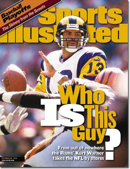 just the one of the greatest quarterbacks of all time thats who sports illustrated october 1999