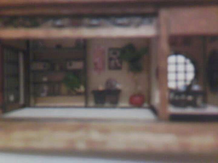 144 scale oriental tea rooms box