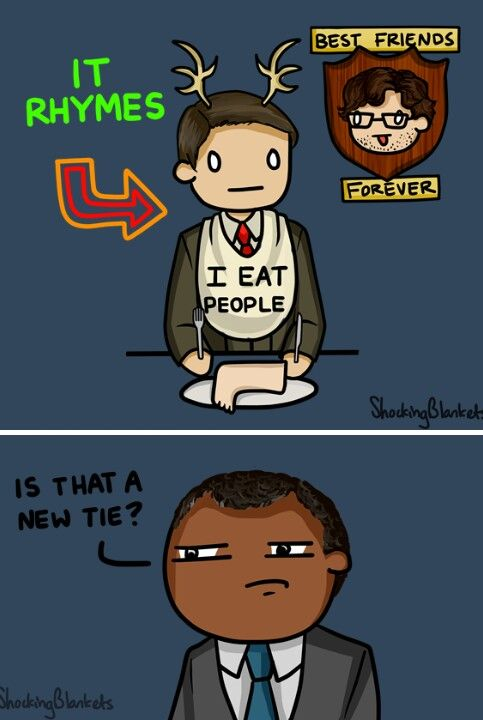 Accurate Jack Crawford summary.
